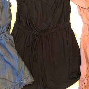 Pants - 3 Cute Rompers!  Medium and Small